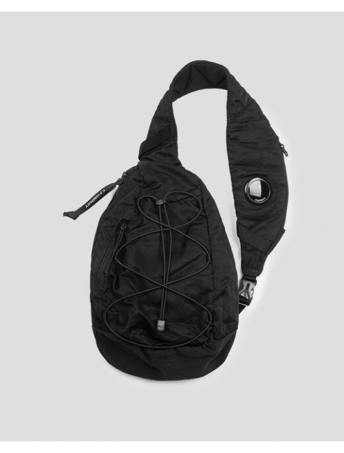 C.P. COMPANY Nylon B. Crossbody Lens Backpack